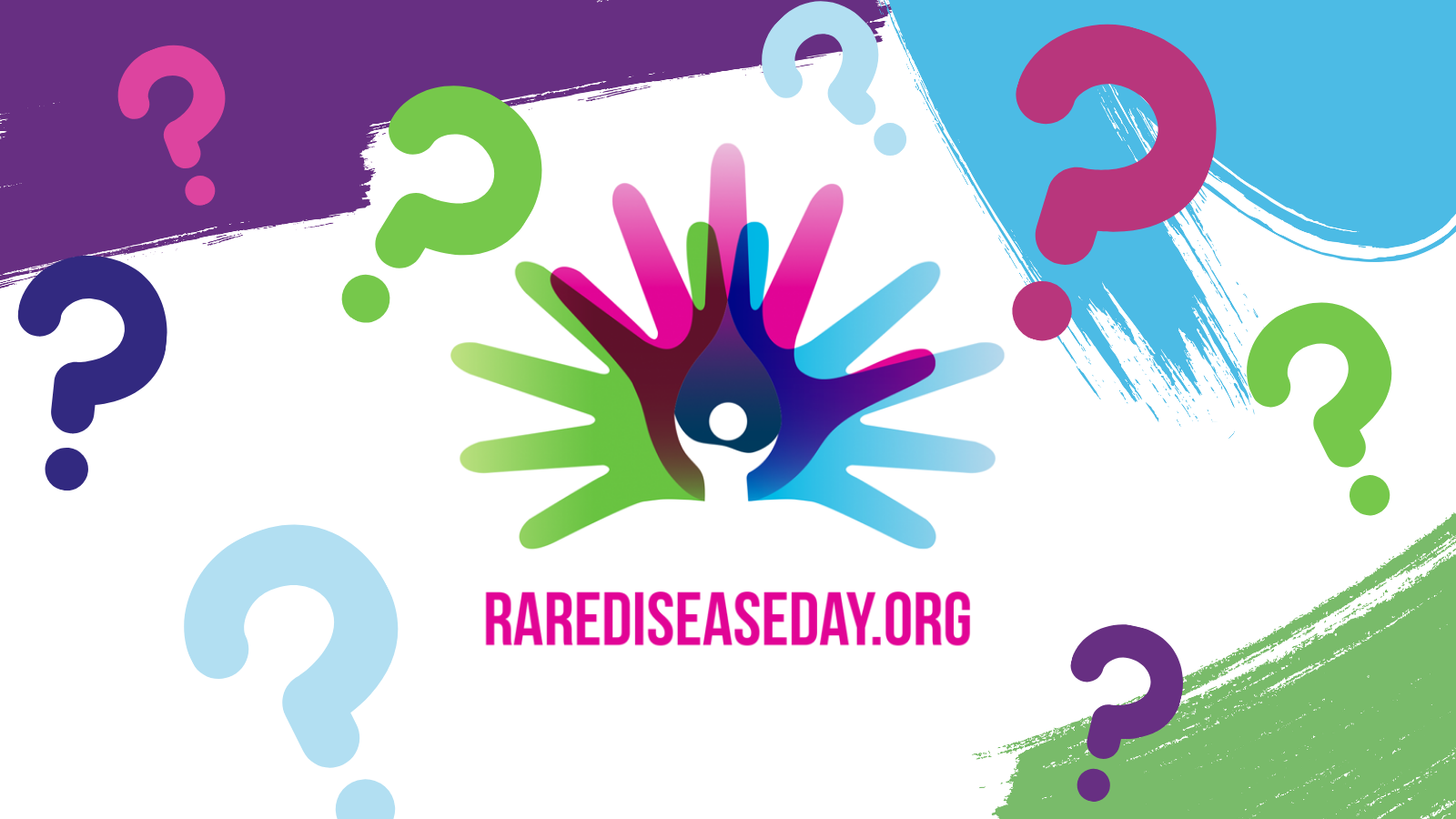 Rare Disease Day Quiz Grafik