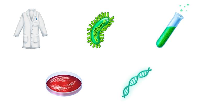 Emojis for Scientists