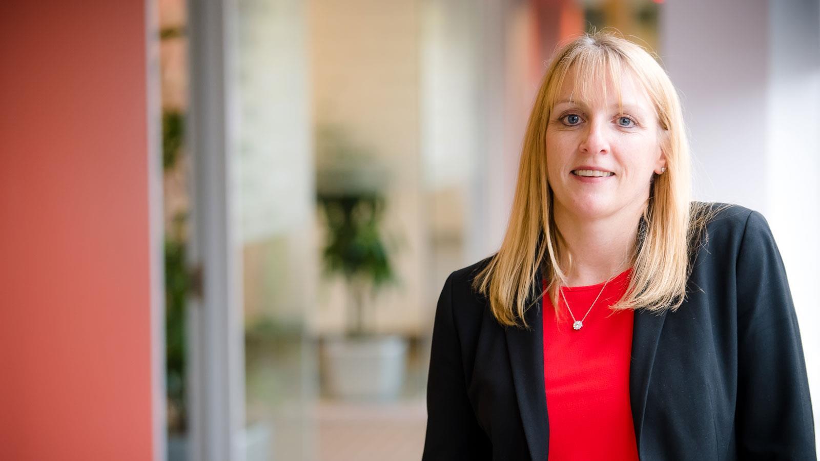 Employee Karen Neave